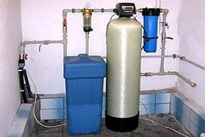 Из чего состоит фильтр для воды